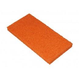 PINGUIN Sponge rubber orange 280 x 140 x 20 mm Plasterboards and sanding boards