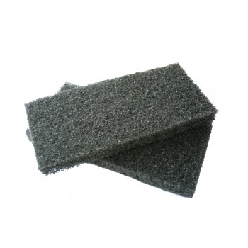 PINGUIN Replacement foam sponge black, coarse 250 x 120 mm - price per 2 pcs Plasterboards and sanding boards