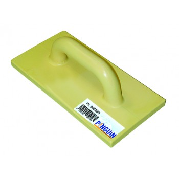 PINGUIN Sanding board polyurethane, yellow 280 x 140 x 15 mm Plasterboards and sanding boards
