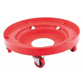 SOLID bucket trolley with wheels for bucket & tub 20L & 40L Home