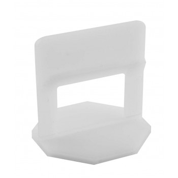 SOLID Level-Fix , 250 Clips 12-20 mm - 1.5 mm thickness Adjustment blocks
