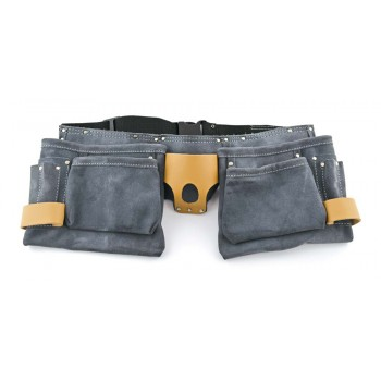SOLID Nail and tool belt double bag, ECO Home