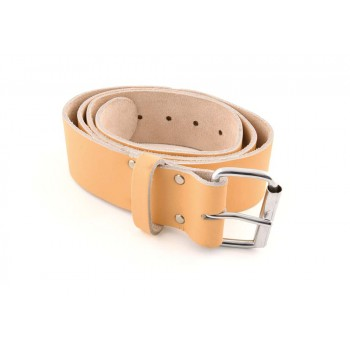 SOLID Belt strap metal buckle 40 mm x 130 cm Home