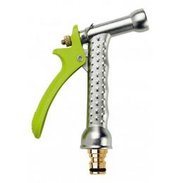 AQUA TECH Pistolet à eau réglable - métalAccessoires pour l'arrosage