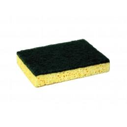 BATI-CLEAN Sanding pad green 140 x 90 x 25 mm Sponges and tea towels