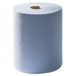 BATI-CLEAN Paper roll MAXI S , blue 500 x 2 sheets 38x26 cm Sponges and tea towels
