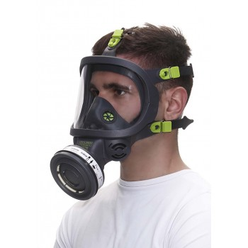 BLS Full face mask BLS 3150 with DIN connection Respiratory protection