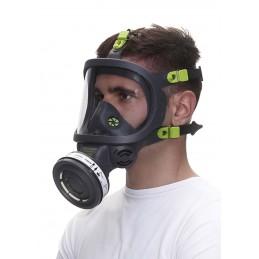 BLS Masque complet BLS 3150 avec connection DINProtection respiratoire