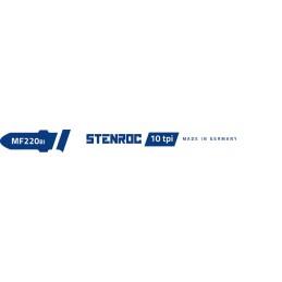 STENROC NF Metal jigsaw blade (5pcs.) - MF220BI, 100 mm x 10tpi (EX LX20301) Home