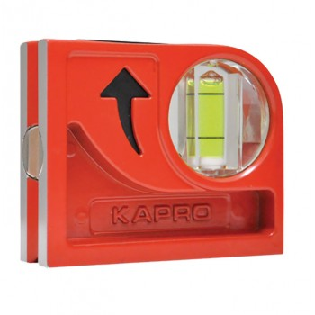 KAPRO CYCLOPE Compact 90 ° level, magnetic Levels
