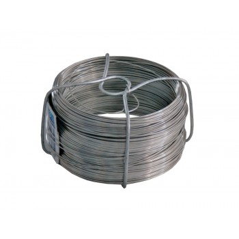 SOLID Tie thread galvanised - Ø 0.9 mm x 50 m Home