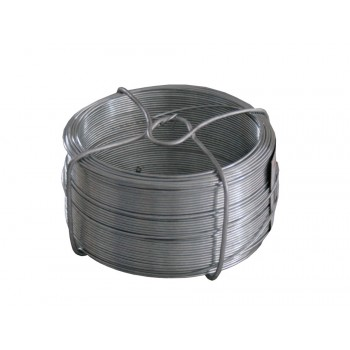 SOLID Tie thread galvanised - Ø 1.3 mm x 50 m Home