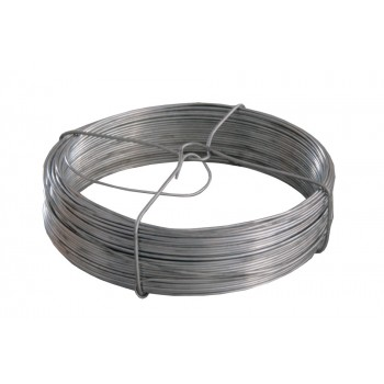 SOLID Tie thread galvanised - Ø 0.7 mm x 100 m Home