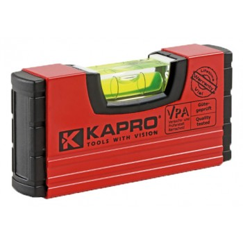 KAPRO HANDY LEVEL Compact Magnetic Level - 10 cm - Price per pc Levels