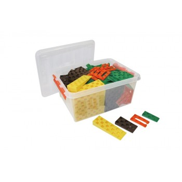 KNUDSEN Angled keys MIXED BOX 245 pcs Home
