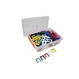 KNUDSEN MIXED BOX 500 pcs - keys KNIFF Home