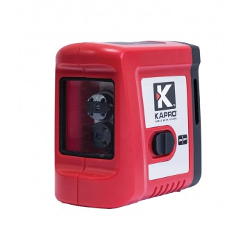 KAPRO CROSS LINE LASER (indoor use) 20 m. Lasers