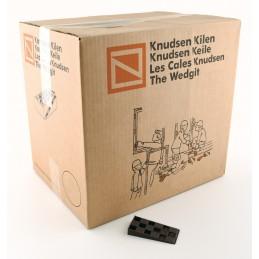 KNUDSEN Angled keys 15 x 45 x 90 mm - per 500 pcs - brown Home