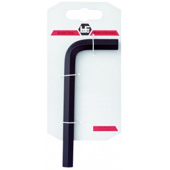 HAFU Wrenches - INBUS - Short - 17 mm - on card Hex Keys