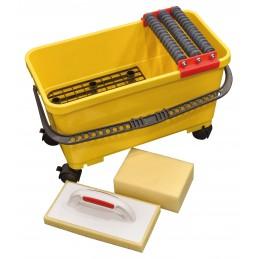 SOLID PROFI Tile wax kit with 3 rolls 24 L, + Chip + sponge Painter's Knives