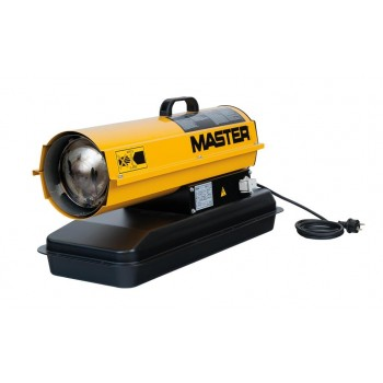MASTER B35CED Diesel heater 8.600KCAL Heaters