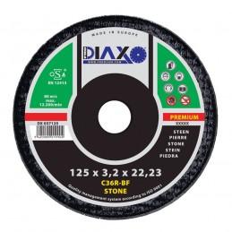 PRODIAXO Disque abrasif PIERRE Ø 230 x 3,2 mm C36R-BF - Premium ConstructionAccueil