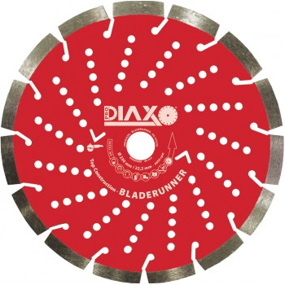 PRODIAXO Diamond disc BLOADERUNNER - 150 x 22.2 mm - Top Construction Home