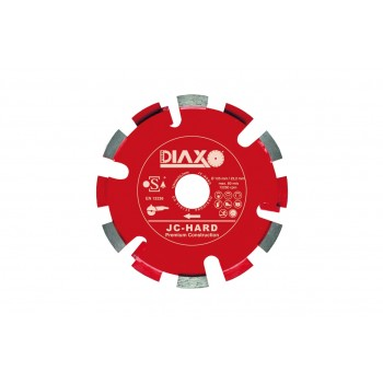 PRODIAXO JC-HARD - 125 x 22.2 mm - Premium Construction Joint milling and grinding heads