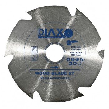 PRODIAXO WOOD-BLADE saw blade for wood - Basic Construction Home