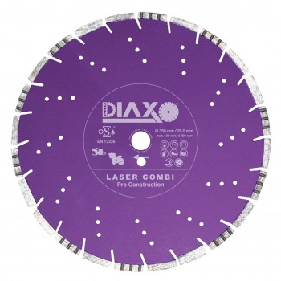 PRODIAXO Diamond Disc LASER COMBI - 350 x 25.4 mm - Pro Construction Home