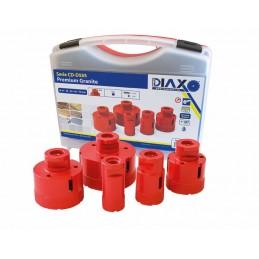 (L)PRODIAXO Dry auger set 5-piece - M14 - 27,35(diam),50,60,75 mm - 35 mm Home