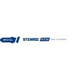 STENROC NF Metal-PVC jigsaw blade (5pcs) - MT272BI, 100 mm x 8.5tpi (EX LX20306-20813) Jigsaw accessories