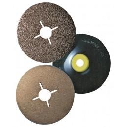 PRODIAXO Fiberdisc Ø 125 mm K36 - Premium Construction Sanding discs and flap discs