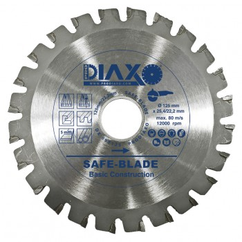 PRODIAXO Saw blade SAFE-BLADE for wood - Basic Construction Home