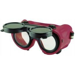 SECURX Welding mask EPSILON - GL + PC - AS - UV - WE DIN5 - packing in vrac Masks
