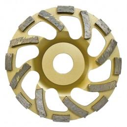 EIBENSTOCK Diamond sanding disc for concrete glue plaster Home