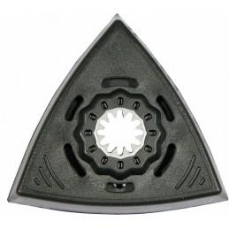 STENROC Triangular sanding pad STARLOCK OSZ136, 80x80x80 mm , per 1 piece. Home