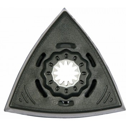 STENROC Triangular sanding pad STARLOCK OSZ136, 80x80x80 mm , per 1 piece. Sanding pads