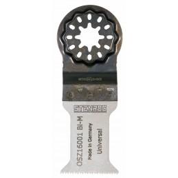 STENROC Saw blade STARLOCK OSZ160, Fine, 35 x 50 mm x 100 pcs. - BiM Uni Multi-tools accessories