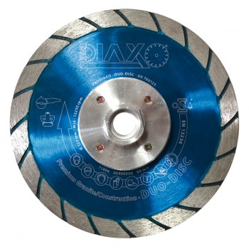 PRODIAXO DUO-DISC Disk diamond - 125 x M14 Joint milling and grinding heads