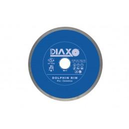 PRODIAXO DOLPHIN RIM diamond wheel - 200 x 25.4 mm - Pro Ceramics Diamond saws for dry and wet use