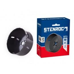 STENROC Bi-Metal hole saw XF3 - 25 mm (EX LA JA002500 + IR 10504169) Home