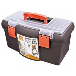 SECURX Secur-Set 12 kit échafaudeurHarnais de sécurité