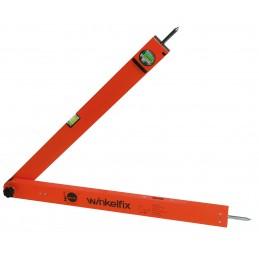 NEDO Goniometer WINKELFIX 600 mm Angle measuring devices
