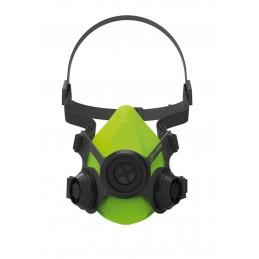 SECURX Demi-masque Securx-BLS, SGE46 DIN - Silicone rubber (EX SX218000)Protection respiratoire