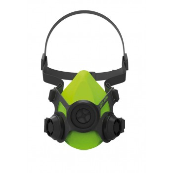 SECURX Semi-mask Securx-BLS, SGE46 DIN - Silicone rubber (EX SX218000) Respiratory protection