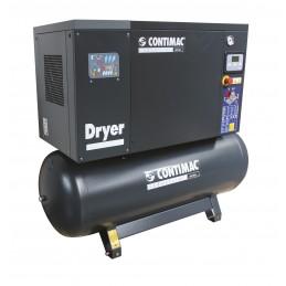 Contimac ns d 10-270 - 13 bar - screw compressor + dryer Compressors