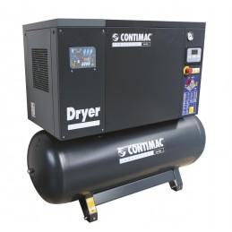 Contimac ns d 15-500 - 13 bar - screw compressor + dryer Compressors