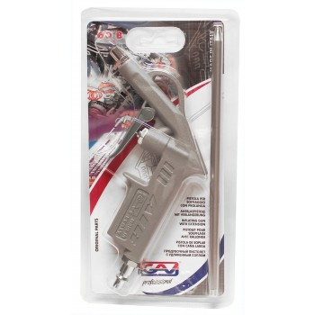 BLOW GUN WITH LONG MOUTH (BLISTER) Compressed air accessories