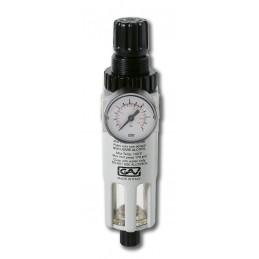 "Contimac pressure regulator with water separator 1"""" internal thread"" Compressed air accessories"
